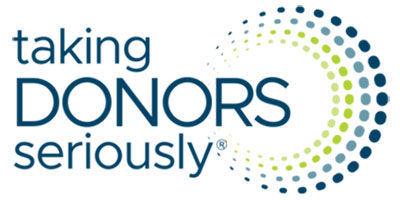 Taking Donors Seriously Logo